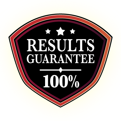 100% Guaranteed Results